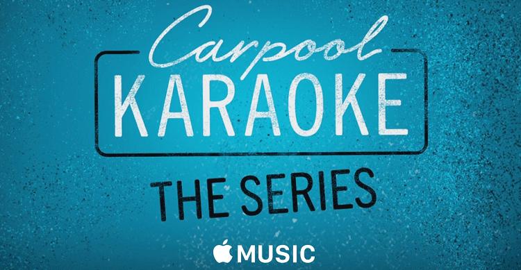 """""""Carpool Karaoke: The Series"""" su Apple Music a partire dall'8 Agosto!"""