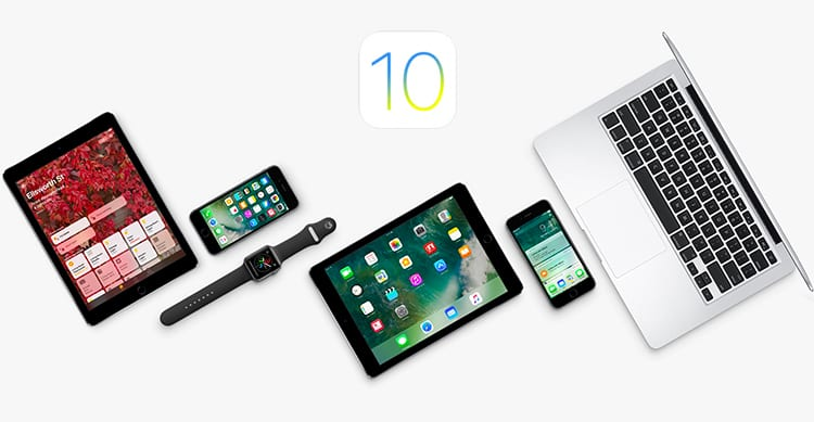 Apple rilascia iOS 10.3.2 beta 4 e le nuove beta di macOS, watchOS e tvOS
