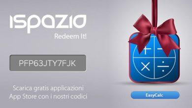 Photo of iSpazio Redeem It! – Vinci 5 copie dell'applicazione EasyCalc