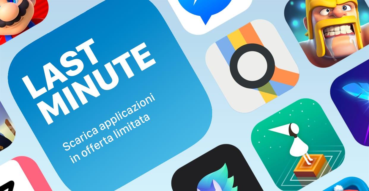 iSpazio LastMinute: 5 Giugno. Le migliori applicazioni, GRATIS e in Offerta, sull'AppStore! [13]