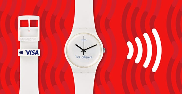"""Apple fa causa a Swatch per l'imitazione del marchio """"Think Different"""""""