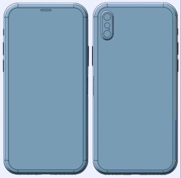 Schemi iphone 8