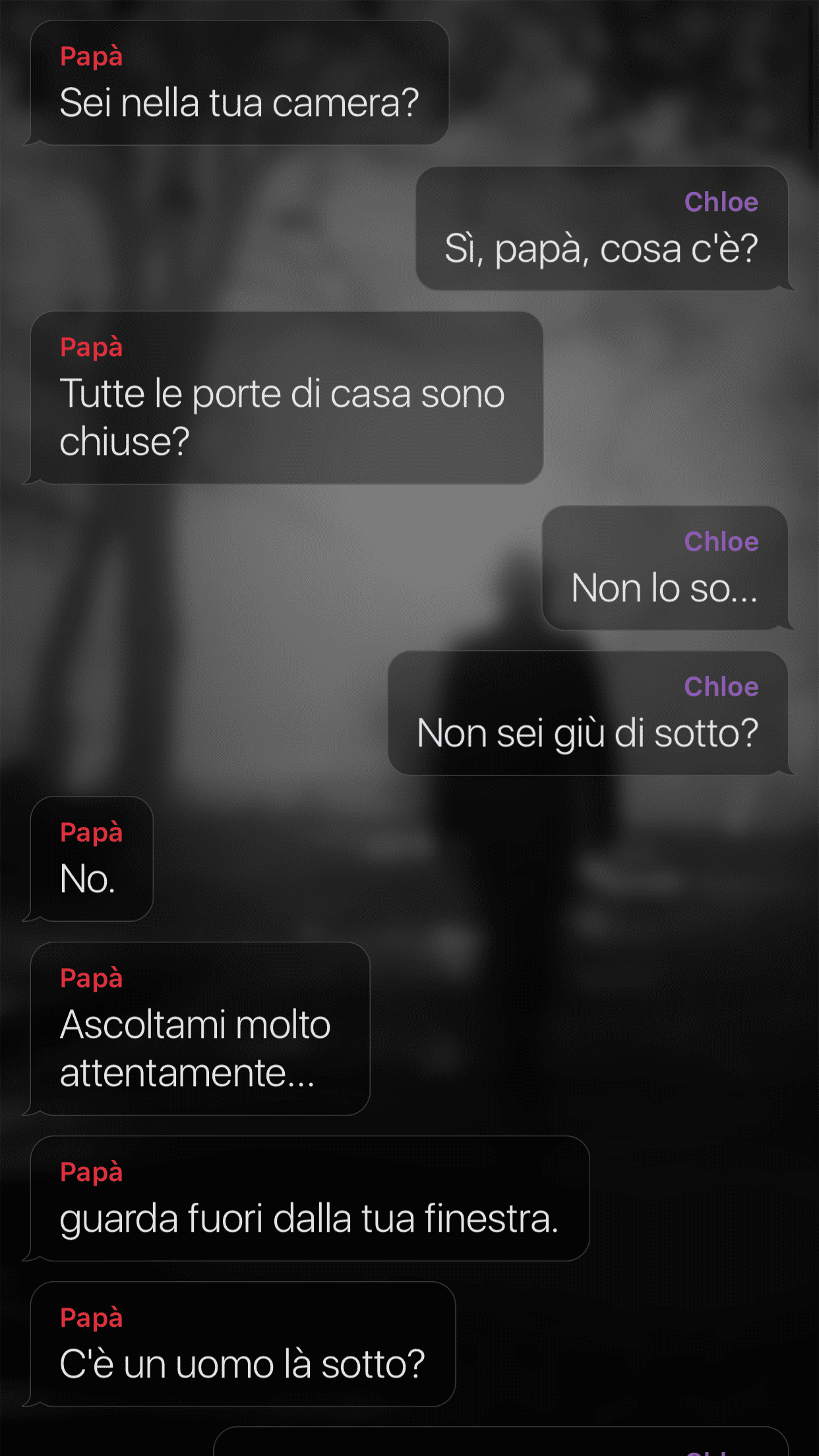 film ose chat per mobile