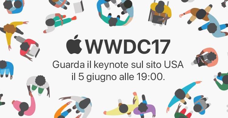 WWDC 17 streaming