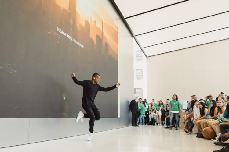 today at apple 6