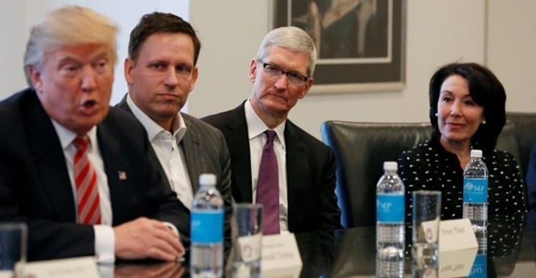 Apple Casa Bianca