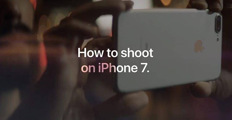 Come scattare foto con iPhone 7: Apple pubblica ben 16 video con svariati consigli per ottenere foto migliori