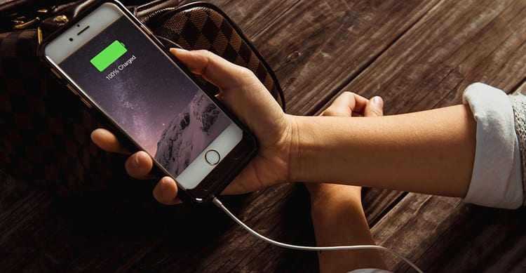 durata della batteria di iPhone