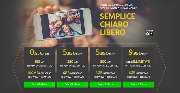 Fastweb presenta le nuove offerte Mobile: prezzi davvero convenienti per chi è già utente Fastweb