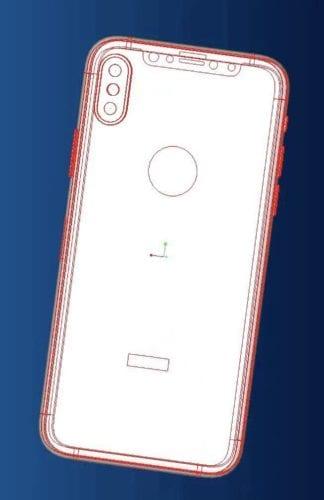 iphone 8 schema