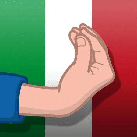 Gesticon, esprimiti come solo un vero italiano sa fare | QuickApp