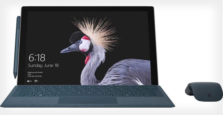 Le foto del nuovo Surface Pro di Microsoft sono già in rete a ridosso dell'evento ufficiale