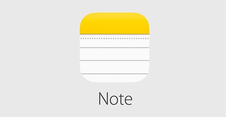 note eliminate server icloud