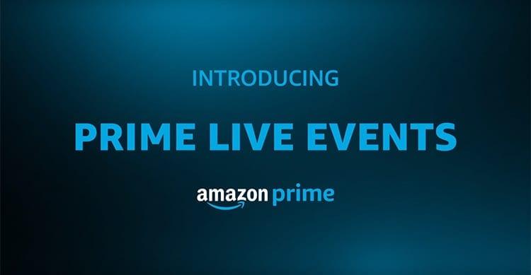 """Amazon si avvicina alla musica e presenta i """"Prime Live Events"""": biglietti per concerti in esclusiva agli utenti Prime [Video]"""