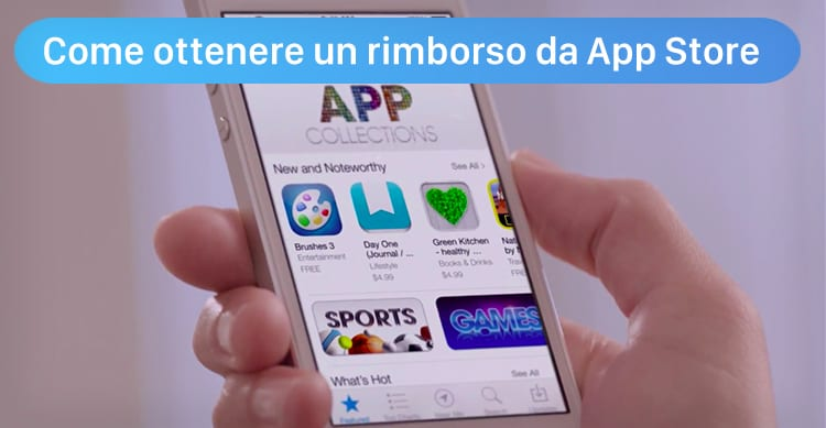 Come richiedere il rimborso per un'applicazione App Store acquistata e che ha smesso di funzionare