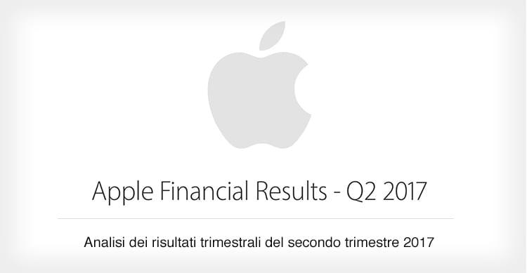 Apple pubblica i risultati fiscali del Q2: le vendite di iPhone sono più basse del previsto ma i profitti aumentano