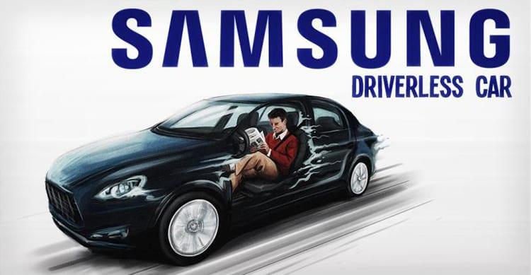 Anche Samsung ottiene il permesso per testare il proprio sistema per le auto a guida autonoma