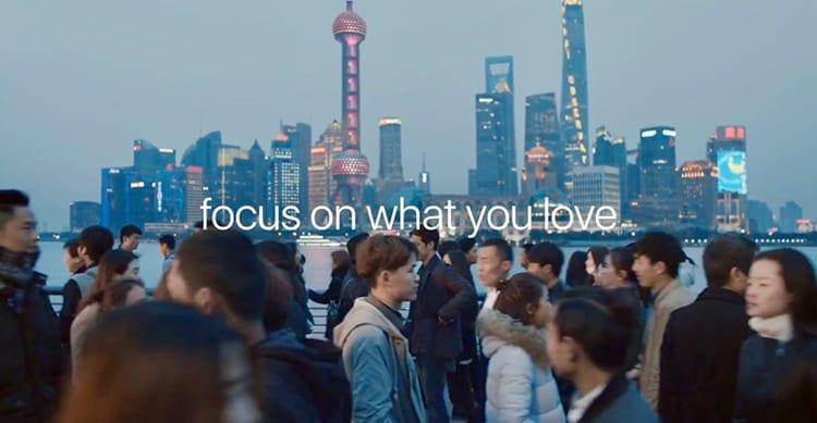 Apple pubblica un nuovo spot pubblicitario per la fotocamera dell'iPhone 7 Plus – The City [Video]