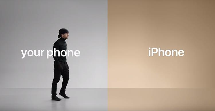 Spot iPhone