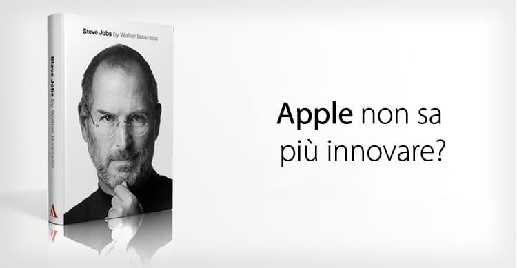 Sondaggio: Apple non sa più innovare?