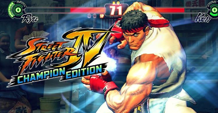 """""""Street Fighter IV: Champion Edition"""" arriverà in estate su App Store"""
