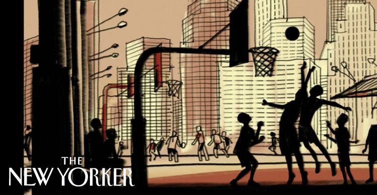iPad Pro The New Yorker