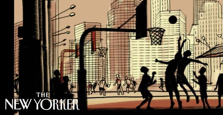 iPad Pro ed Apple Pencil per la realizzazione della copertina del The New Yorker [Video]