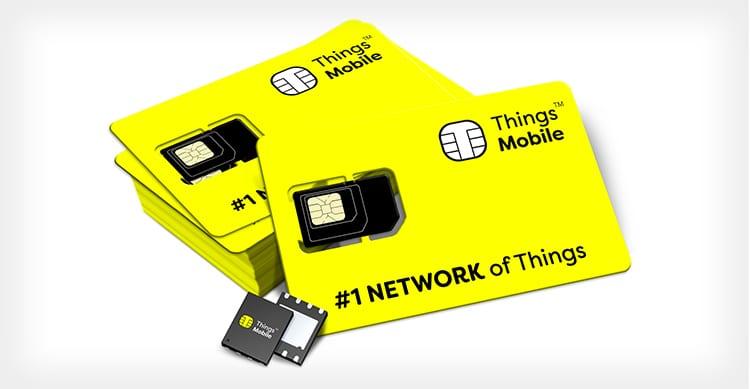 Nasce Things Mobile, un nuovo operatore che offre una sola tariffa vantaggiosa per il controllo remoto degli oggetti connessi ad internet.