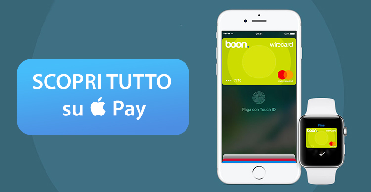 tutto su apple pay italia