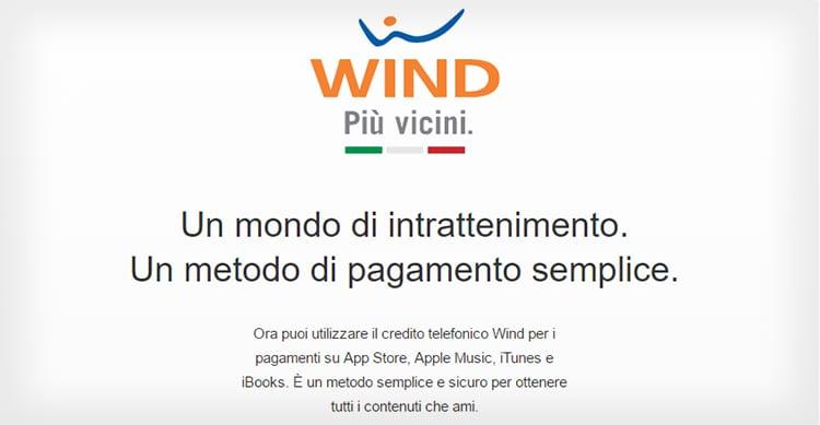 credito wind