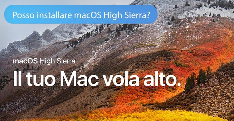 macOS 10.13 High Sierra: ecco quali Mac saranno compatibili con il sistema operativo