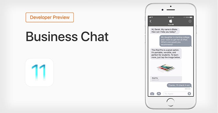 Tutti i dettagli sulle Business Chat, la nuova piattaforma di assistenza che mette in comunicazione utenti ed aziende