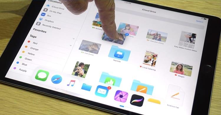 Il Drag & Drop di iOS 11 è presente anche su iPhone.. ma Apple non lo attiverà [Video]