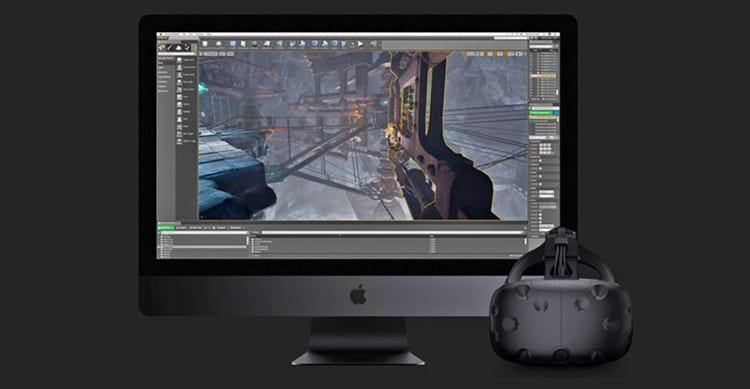 iMac VR