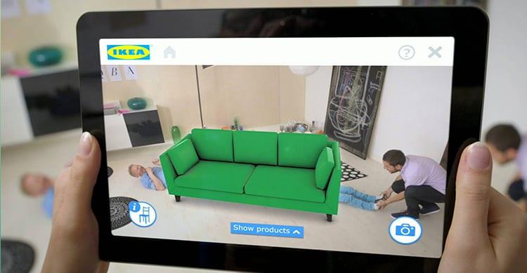 Ikea Ed Apple Stanno Sviluppando Insieme Unapp Per Provare I Mobili