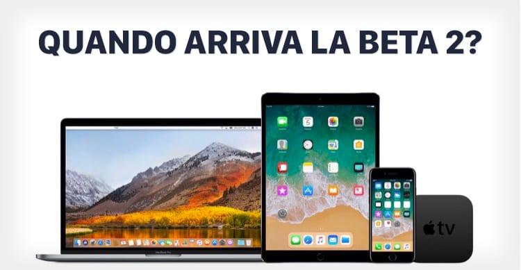 Quando verrà rilasciato iOS 11 beta 2? [AGGIORNATO]