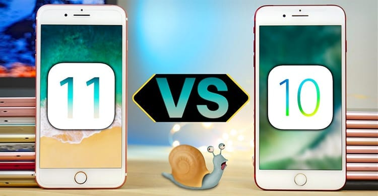 Speed Test: iOS 11 beta 1 oppure iOS 10? Quale dei due sarà il più veloce? [Video]