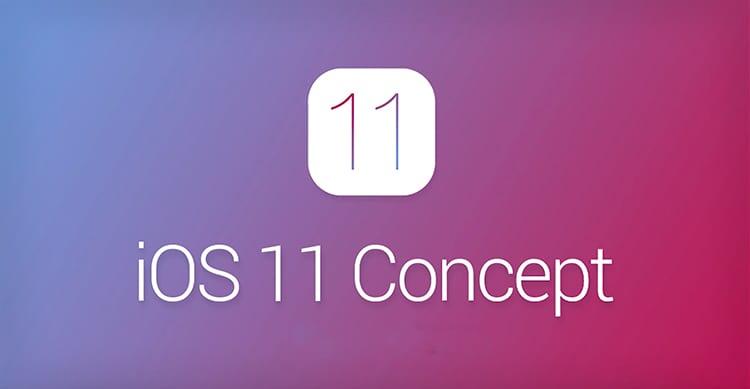 iOS 11 immaginato in un Concept completo: Ecco il video
