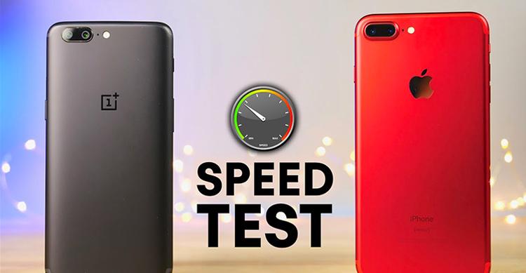 iphone 7 plus vs oneplus 5