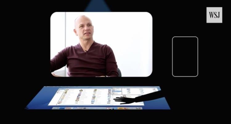 iphone UI demo