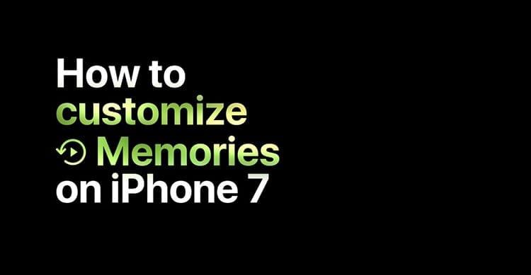 """Apple pubblica due nuovi tutorial sulla funzione """"Ricordi"""" integrata nell'app Foto di iOS [Video]"""