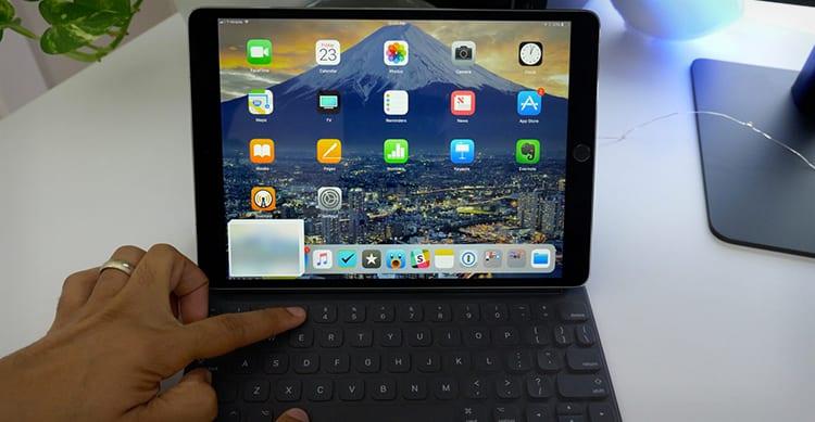 iOS 11: La rinnovata funzione per gli Screenshot funziona anche con tastiera. Ecco tutto quello che si può fare [Video]