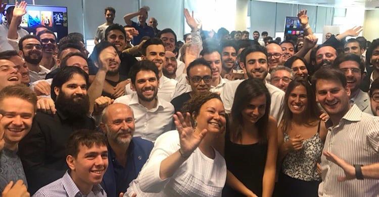 Apple festeggia la chiusura del primo anno accademico per i ragazzi della iOS Developer Academy di Napoli [Video]