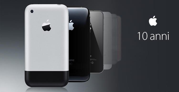 Sondaggio: Qual è stato il vostro primo iPhone?