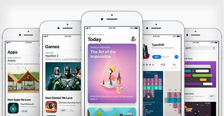 """Il nuovo App Store di iOS 11 è pieno di miglioramenti. Eccone altri e la possibilità di raccontare la propria """"Storia"""""""
