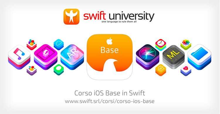 Swift University raggiunge le 1200 App sviluppate dagli alunni del Corso iOS Base, molti dei quali partivano da zero