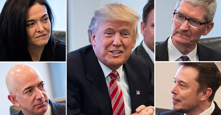 Tim Cook cerca di convincere Trump a non uscire dall'Accordo di Parigi sul Clima