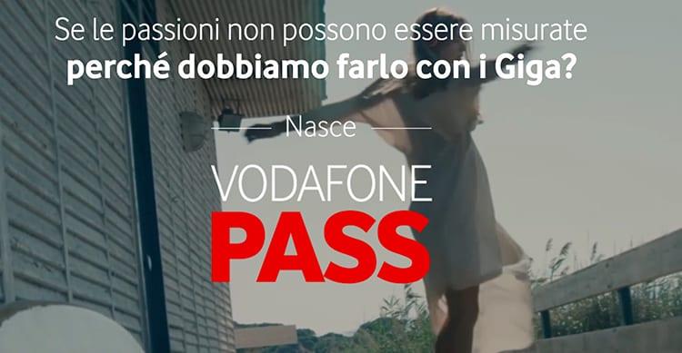 Vodafone Pass: 3 offerte estive che offrono svariati servizi senza consumare i Giga del piano telefonico