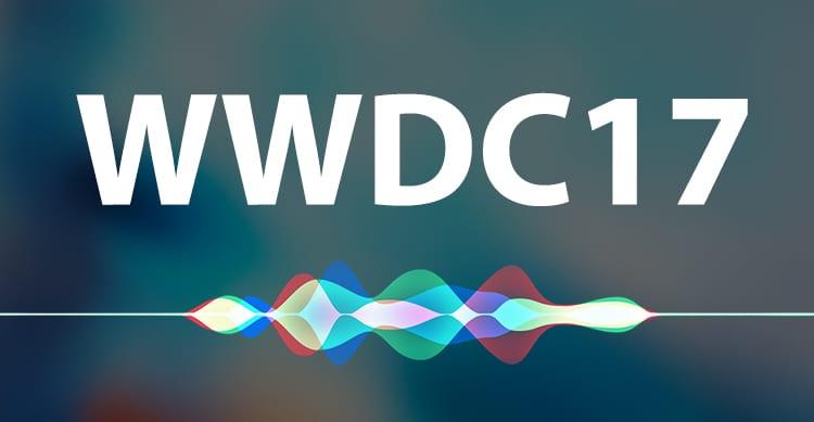Siri WWDC17