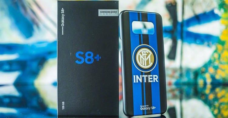 Suning presenta il Samsung Galaxy S8+ nell'edizione speciale per i tifosi dell'Inter [Galleria]